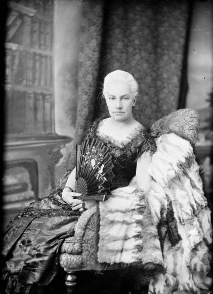 Lady Susan Agnes MacDonald (Née Bernard) (Wife of Sir John A. MacDonald) (item 1)