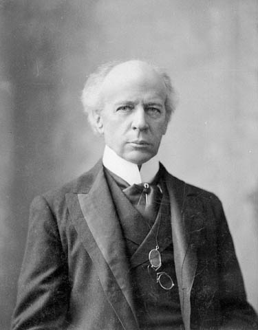 Rt. Hon. Sir Wilfrid Laurier, Prime Minister of Canada from 1896 to 1911