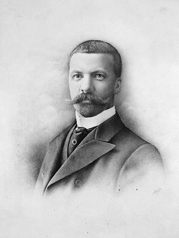 Photo of Henri Bourassa, 1910.