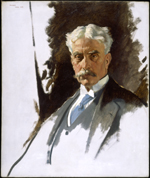 Portrait of Sir Robert Laird Borden, 1919.