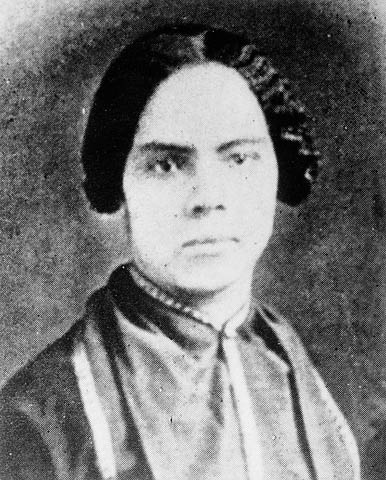 Mademoiselle Mary Ann Shadd Cary. (item 1)
