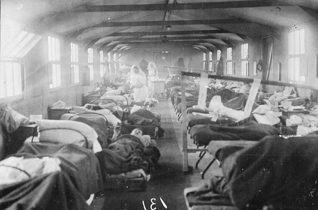 No. 7 Canadian General Hospital. (item 1)