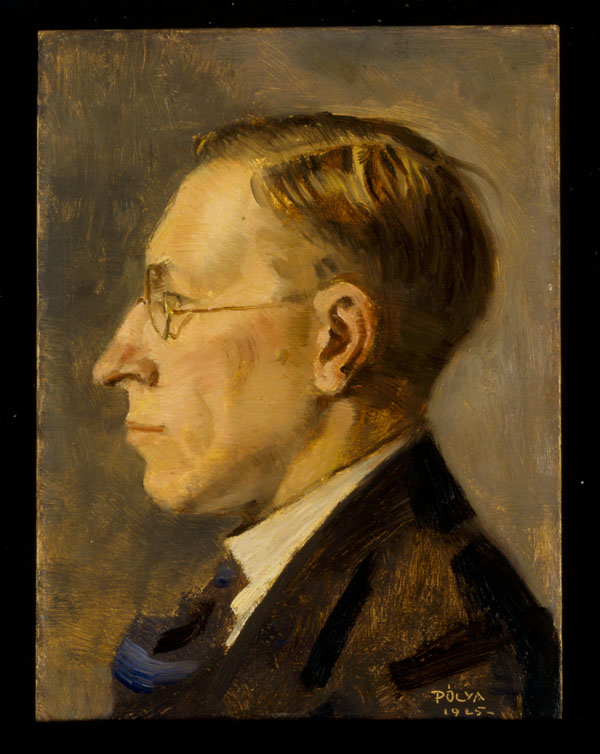 Portrait of Dr. Frederick Grant Banting, circa 1925