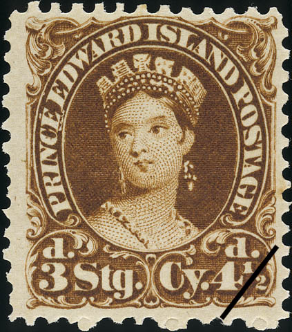 [Queen Victoria] [philatelic record]. (item 1)