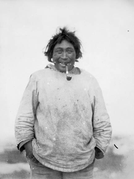 Inuit man. (item 1)