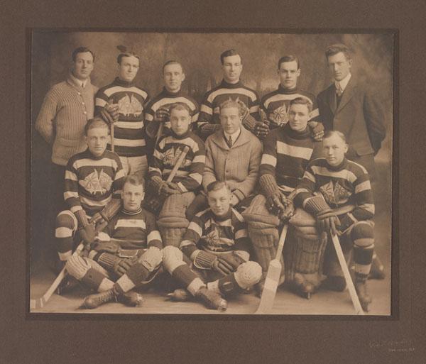 Portrait of the Ottawa Senators