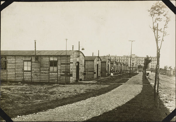 Medical huts at the No. 2 Canadian General Hospital in Le Treport, France [graphic material]. (item 1)