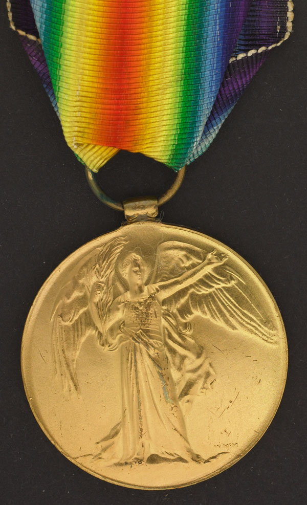 Victory Medal, First World War. (item 1)