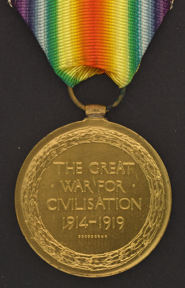 Victory Medal, First World War. (item 2)