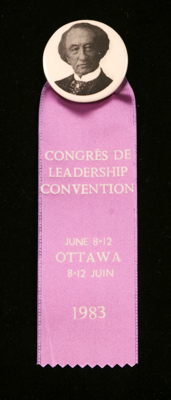 Congrès de Leadership Convention. (item 1)