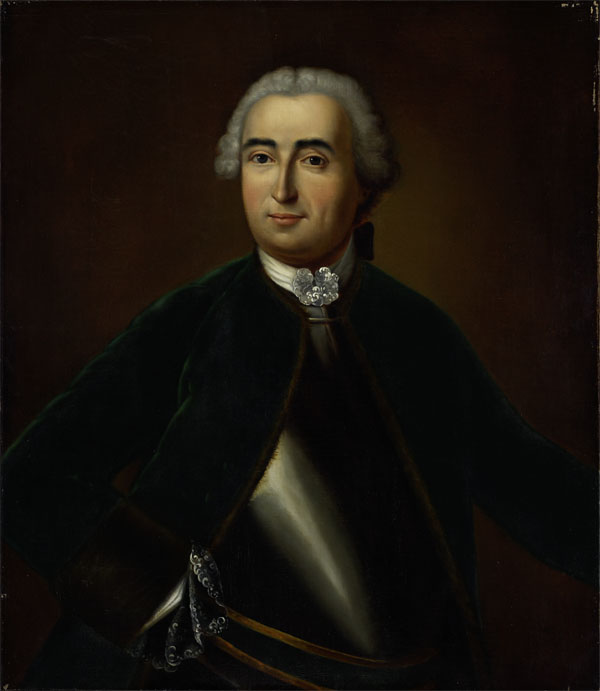 Louis-Joseph, Marquis de Montcalm. (item 1)