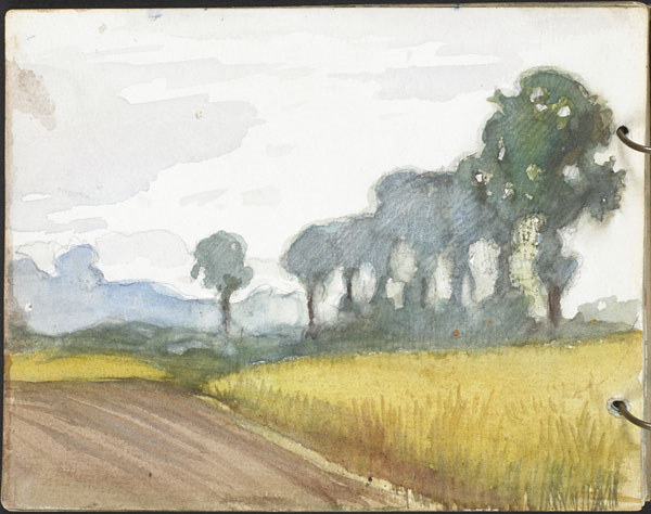Landscape, French Flanders