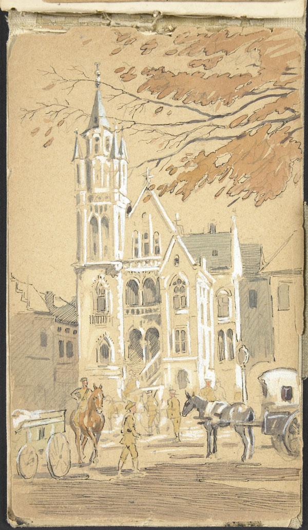 Hôtel de ville, Poperinge (e008315530)