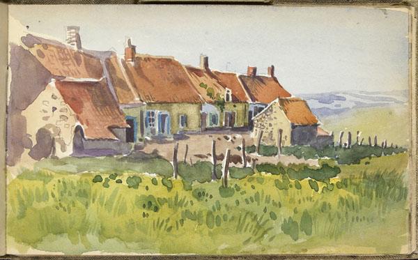 Un village du Pas-de-Calais