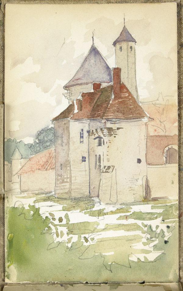 Château d'Olhain, Pas-de-Calais