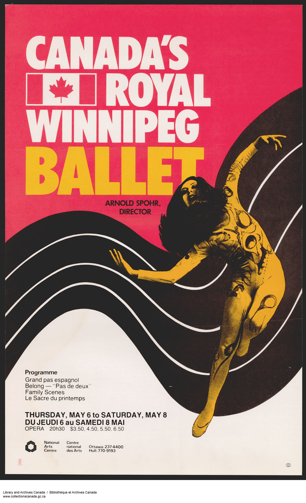 Canada's Royal Winnipeg Ballet. (item 1)