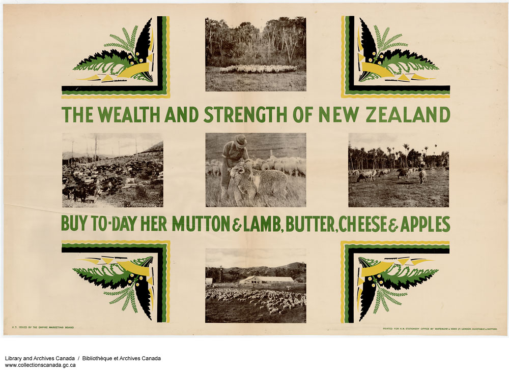 The Wealth and Strength of New Zealand. (item 1)