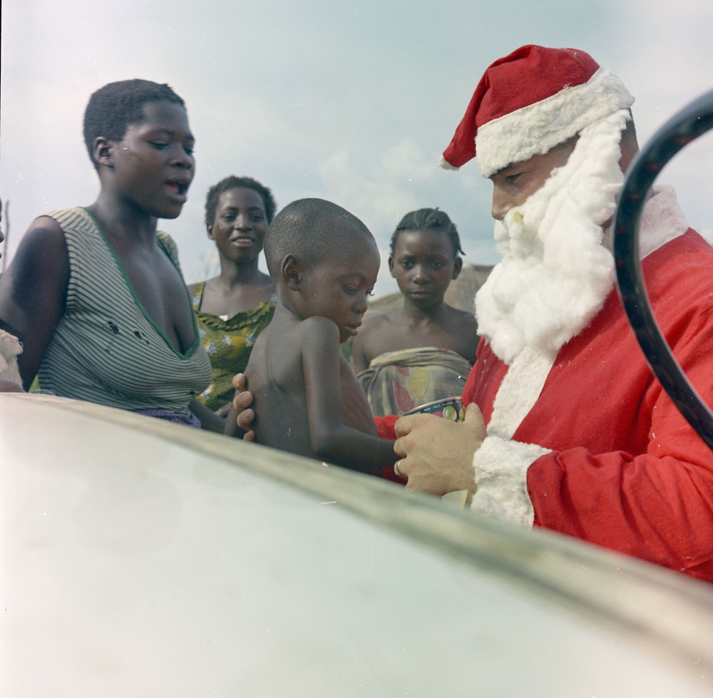 Christmas Activities in the Congo. (item 1)