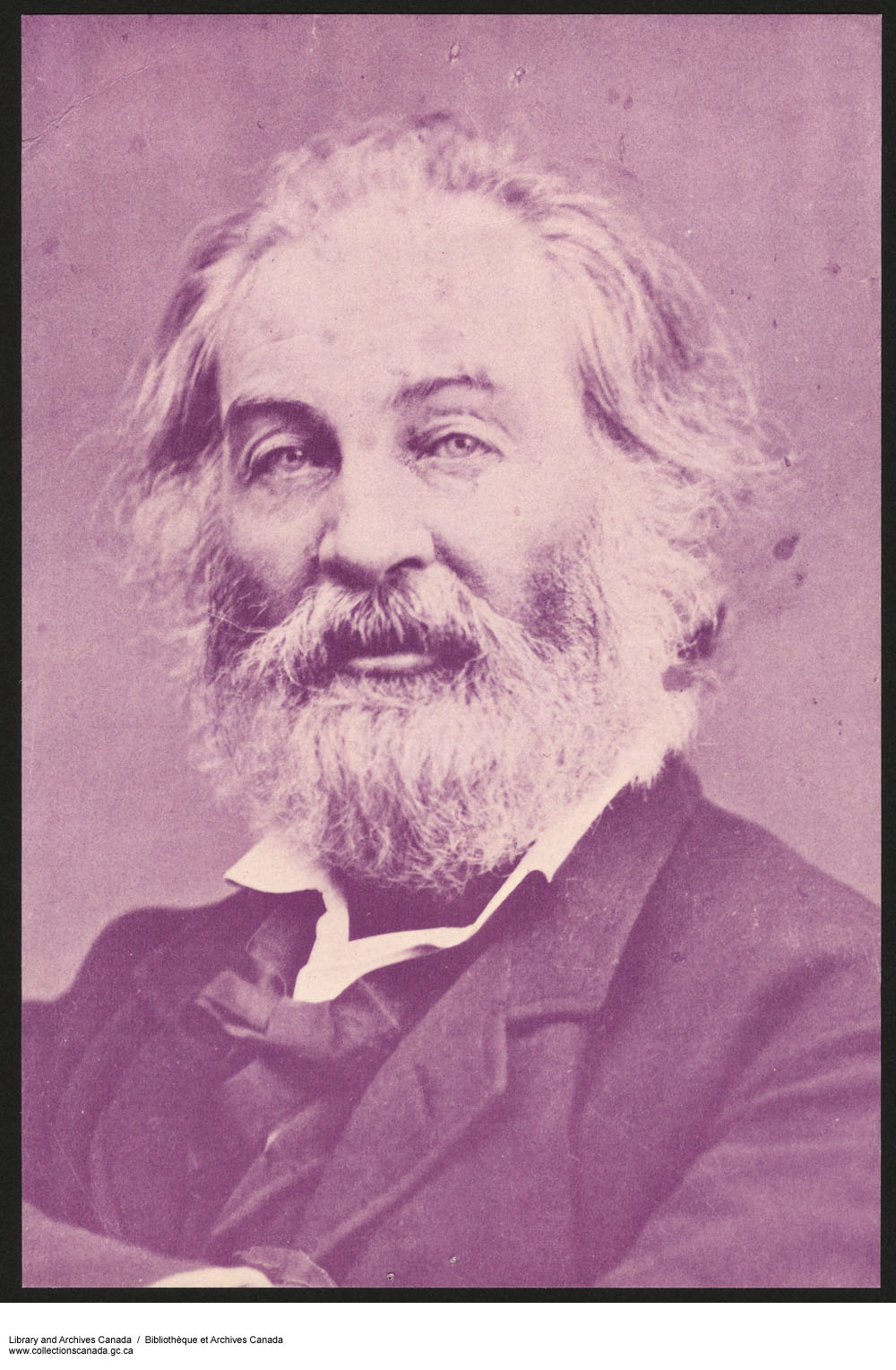 Walt Whitman. (item 1)