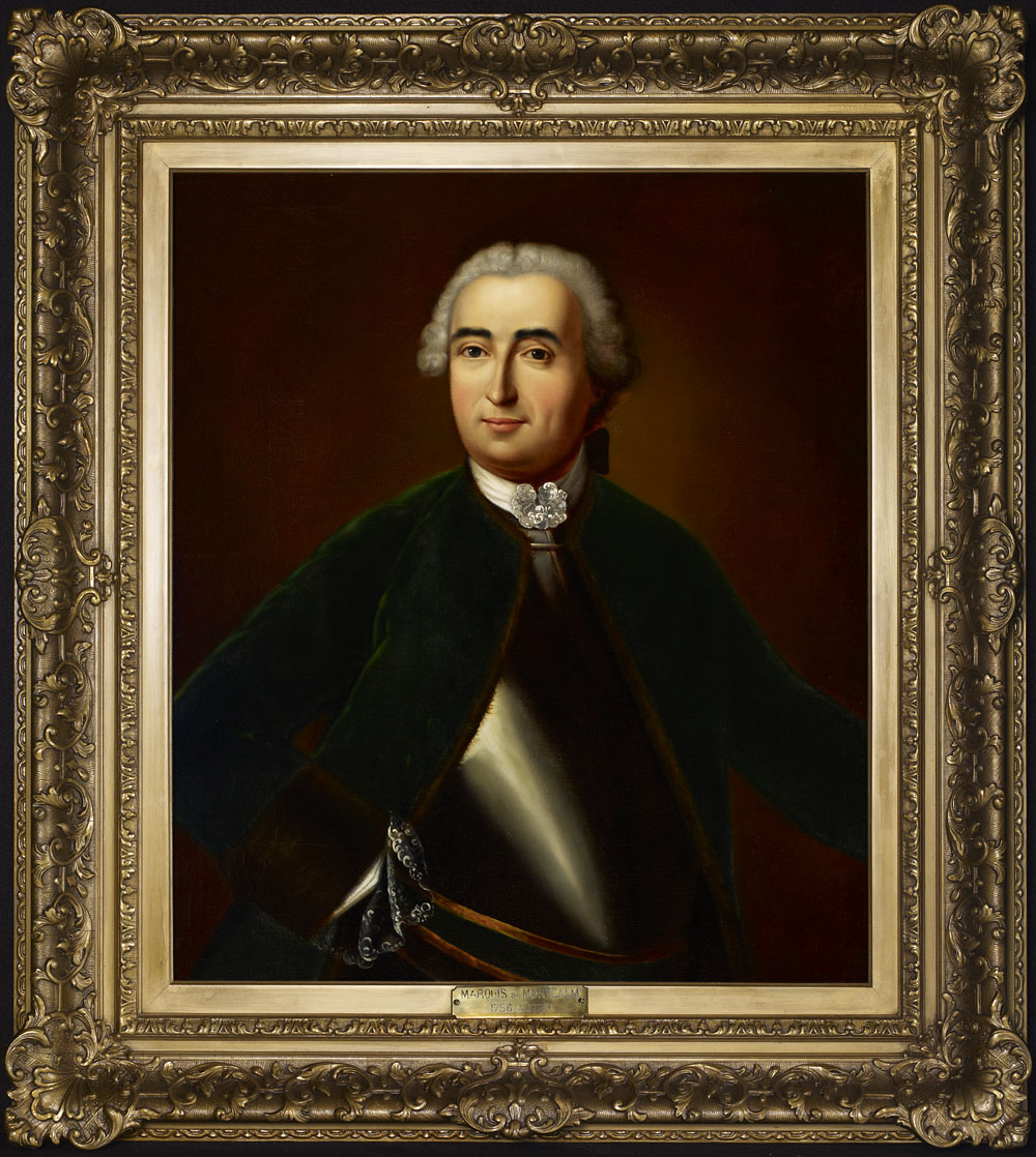 Louis-Joseph, Marquis de Montcalm. (item 2)