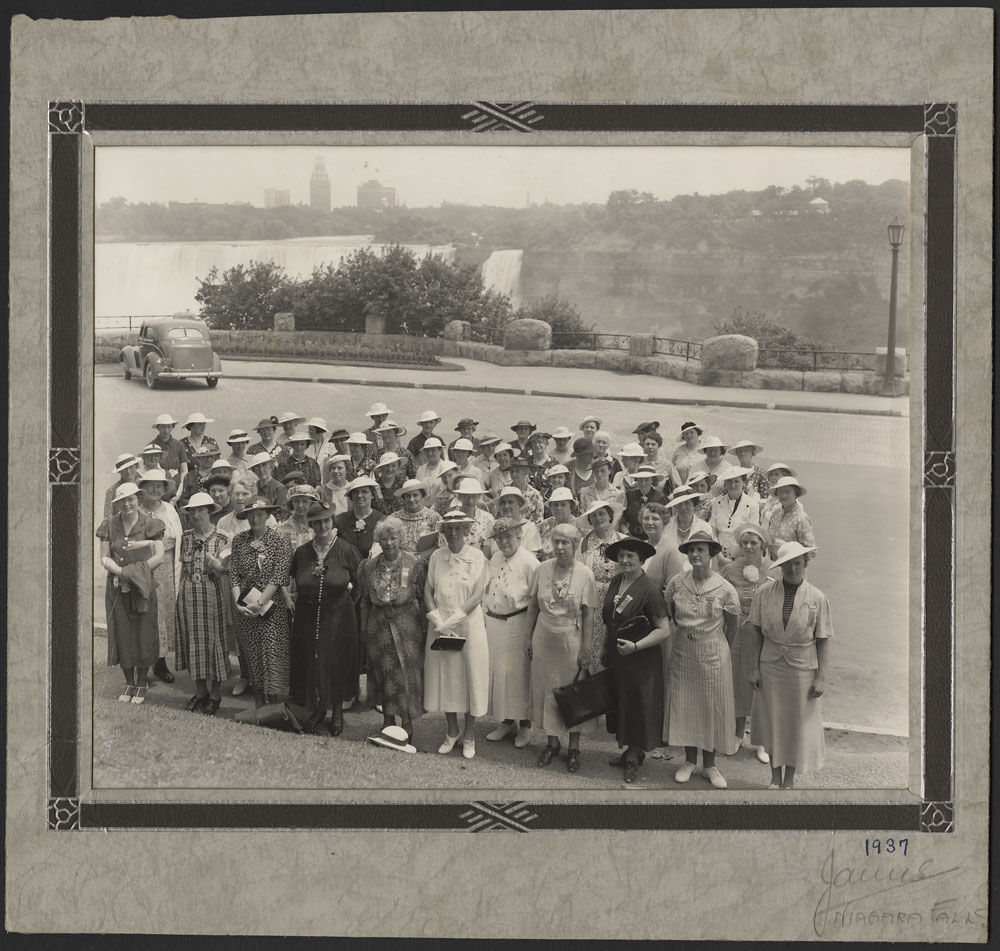 delegates who attended the 1937 convention
